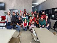 Emerging Leaders United Santa's Workshop 2019